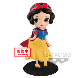 Figura Snow White Disney Character Q Posket a-