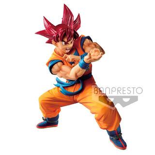 Figura Son Goku Dragon Ball Super Blood of Saiyans Special Vi-