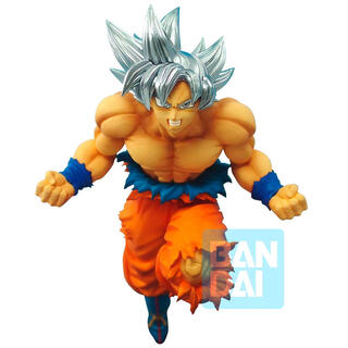 Figura Son Goku Ultra Instinct Z Battle Dragon Ball Super 16cm-
