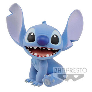 Figura Stich Fluffy Puffy Disney Character-