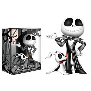 Figura Super Deluxe Disney Pesadilla Antes de Navidad Jack Skellington 25cm-