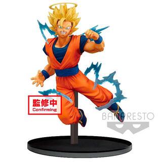 Figura Super Saiyan 2 Goku Angel Dokkan Battle Dragon Ball Z 15cm-