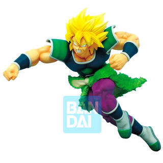 Figura Super Saiyan Broly Z Battle Dragon Ball Super 19cm-