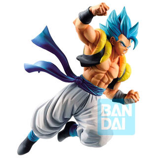 Figura Super Saiyan Gogeta Z Battle Super Saiyan God Dragon Ball Super 17cm-