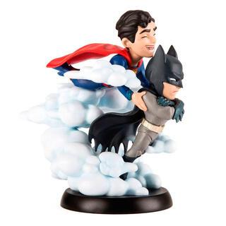 Figura Superman Vs Batman Dc Comics 13cm-