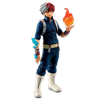 Figura Syoto Todoroki Fighting Heroes Feat Ones Justice My Hero Academia 25cm-