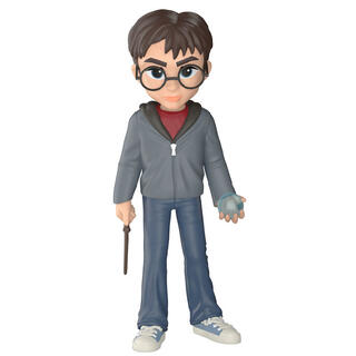 Figura Vinyl Rock Candy Harry Potter With Prophecy-