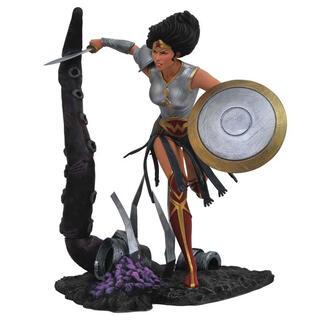 Figura Wonder Woman Dc Comics Gallery Diorama-