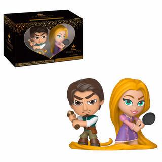 Figuras Vinyl Disney Rapunzel Flynn & Rapunzel-