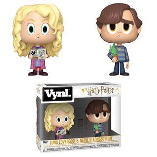 Figuras Vynl Harry Potter Luna & Neville-