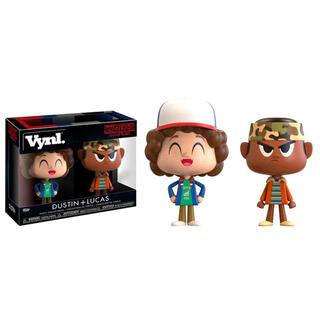 Figuras Vynl Stranger Things Dustin y Lucas-