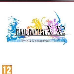Final Fantasy X / X-2 HD Remaster-Sony Playstation 3