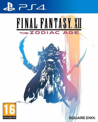 Final Fantasy XII HD: The Zodiac Age-Sony Playstation 4