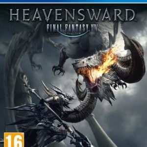Final Fantasy XIV: Heavensward-Sony Playstation 4