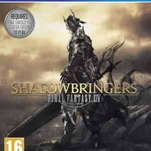 Final Fantasy XIV Shadowbringers-Sony Playstation 4