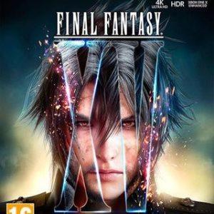 Final Fantasy XV Royal Edition-Microsoft Xbox One