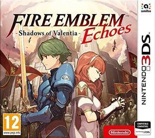 Fire Emblem Echoes: Shadows of Valentia-Nintendo 3DS