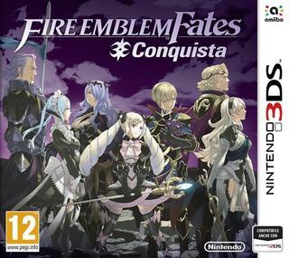Fire Emblem Fates: Conquista-Nintendo 3DS