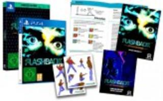 Flasback 25th Anniversary Limited Edition-Sony Playstation 4