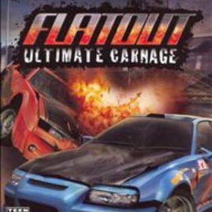 FlatOut: Ultimate Carnage-Microsoft Xbox 360