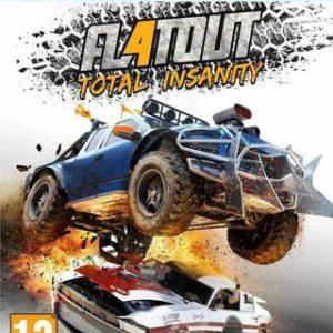 Flatout 4 Total Insanity-Sony Playstation 4
