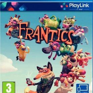 Frantics-Sony Playstation 4