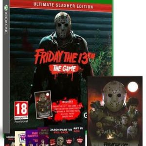 Friday The 13th: The Game- Ultimate Slasher Edition-Microsoft Xbox One