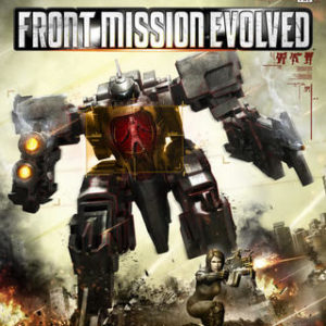 Front Mission Evolved-Microsoft Xbox 360