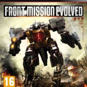 Front Mission Evolved-Sony Playstation 3