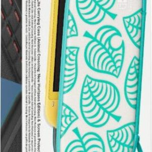 Funda + Protector LCD Nintendo Switch Lite Edición Animal Crossing: New Horizons-Nintendo Switch