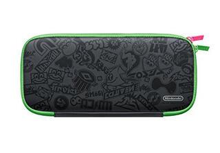 Funda Splatoon + Protector LCD-Nintendo Switch