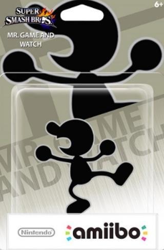 Game & Watch-amiibo