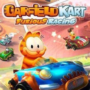 Garfield Kart Furious Racing-Nintendo Switch