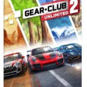 Gear.Club Unlimited 2-Nintendo Switch