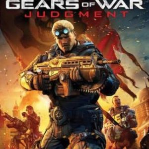 Gears of War Judgment-Microsoft Xbox 360