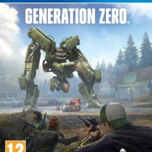 Generation Zero-Sony Playstation 4