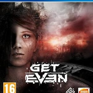 Get Even-Sony Playstation 4