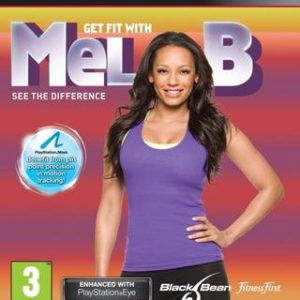 Get Fit With Mel B-Sony Playstation 3
