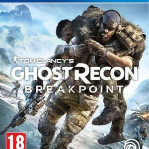 Ghost Recon Breakpoint-Sony Playstation 4