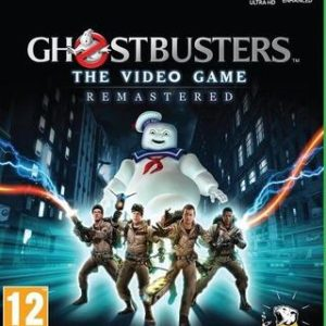 Ghostbusters: The Videogame Remastered-Microsoft Xbox One