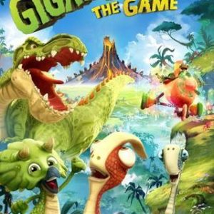 Gigantosaurus The Game-Nintendo Switch