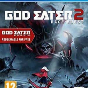 God Eater 2: Rage Burst-Sony Playstation 4