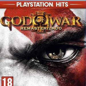 God Of War III Remasterizado (Playstation Hits)-Sony Playstation 4