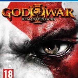 God of War III Remasterizado-Sony Playstation 4