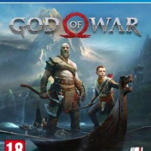 God of War-Sony Playstation 4