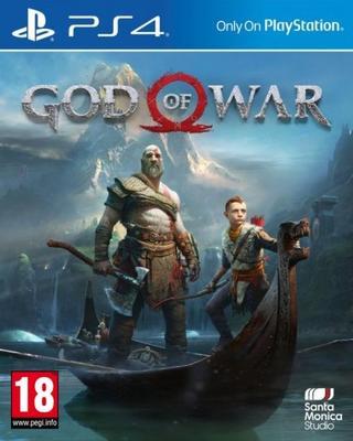 God of War-Sony Playstation 4
