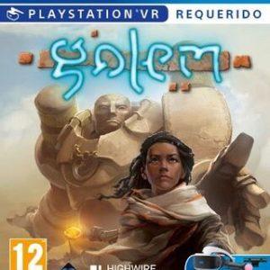 Golem VR-Sony Playstation 4