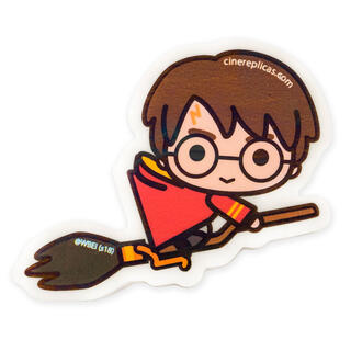 Goma Borrar Kawaii Harry Potter-