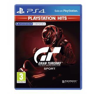 Gran Turismo Sport (Playstation Hits)-Sony Playstation 4