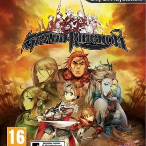 Grand Kingdom-Sony Playstation Vita